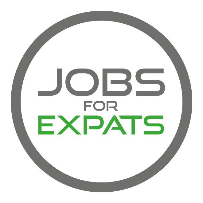 Jobs_for_Expats_rond_logo_homepage_expatfair.nl